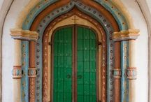Doors / by Sandra Marie