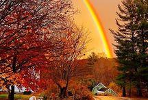 Arcobaleni e Colori / Natura