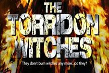 The Torridon Witches / Locations in my novella, 'The Torridon Witches'