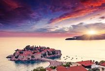 Montenegro  / Montenegro – the pearl of the Mediterranean, unique in many ways ... There is nowhere else that you can find, in such a small place, so much natural wealth, beauty, mild beaches, clear lakes, fast rivers and gorgeous mountains – except in Montenegro. And you can book your next trip with Spa Tours! See more here: http://www.spa-tours.dk/montenegro/hotel-splendid