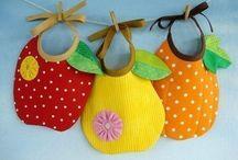 Bib - Bavaglini / Sewing & Knit