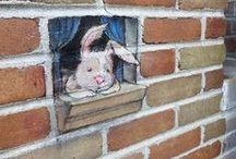 5 -  ART  street art / arte di strada