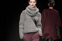 Crochet & Knit Style & ideas