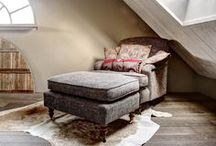 Wooden flooring / Antiqued Wood Flooring by De Opkamer
