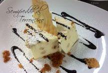 Dessert / Tutti i dolci del Cjariesar
