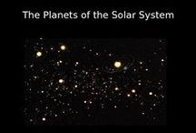 PowerPoint Presentations about the Solar System / Lower Primary level Solar System Presentations
