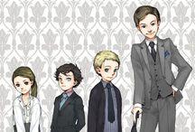 Sherlock / by kristen Stephens