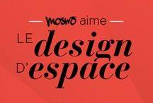 MOSWO LOVES DESIGN / MOSWO LOVES DESIGN