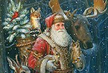 Babbo Natale / Santa / Papà Noel / Natale