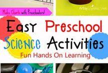 Kid's Science Activities