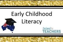 DBT Early Childhood Literacy