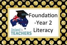 DBT Foundation - Year 2 Literacy