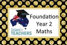 DBT Foundation - Year 2 Mathematics / Mathematics Resources for Australian Primary School Educators
