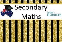 DBT Secondary Ed Mathematics / Resources for Australian Secondary Educators