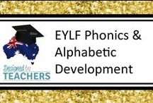 DBT EYLF Alphabetics / Phonetics