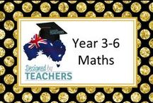 DBT Year 3-6 Mathematics