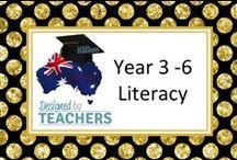DBT Year 3 - 6 Literacy