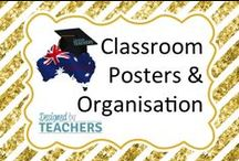 DBT Classroom Posters / Organisation