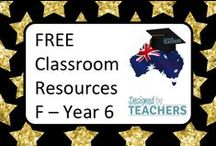 FREE Resources F - Yr 6 / Australian Teaching Network where Educators can share, sell and buy resources for their classrooms - Early Childhood, Primary & Secondary Education. http://designedbyteachers.com.au