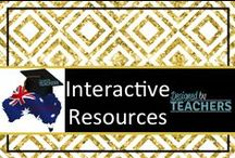 DBT Interactive (Secondary Ed) Resources / Australian Teaching Network where Educators can share, sell and buy resources for their classrooms - Early Childhood, Primary & Secondary Education. http://designedbyteachers.com.au