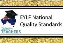 EYLF National Quality Standards