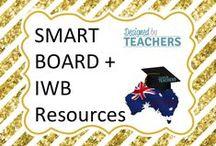 DBT Smart Board & interactive computer resources