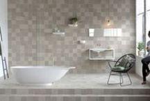 Badkamer trend groen / De duurzaamste badkamer trend is natuurlijk groen
