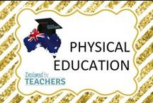 DBT EYLF PHYSICAL EDUCATION / Activities, lessons and resources about teaching Physical Education to early childhood.