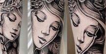 Marianos tattoo / Tattoos made by @marianos.tattoo