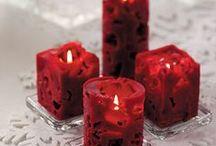 Knutselen; kaarsen