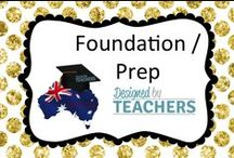 DBT Foundation / Prep / Find resources, teaching strategies and ideas for Foundation or Prep Years in Australian Schools.