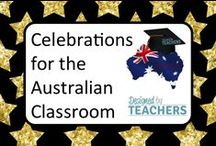 DBT Celebrations for the Australian Classroom Primary Education / Find a great list of resources for all different celebrations for the Australian learning environment - early childhood and primary.
