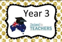 DBT Australian Year 3 Classroom Resources / Resources and ideas for teaching year 3.