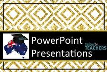 DBT PowerPoint Presentations Resources / This board has a great range of powerpoint presentations for Australian Teachers to use to supplement their lessons and provide an interact lesson about a variety of topics.