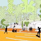 """arch_it architecture - """"City Acupuncture"""" - Andersa Hill / arch_it piotr zybura """"City Acupuncture"""" Competition - Andersa hill in Wrocław 9PL) - 1st prize"""