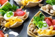 Appetizers Recipes / Fun and easy appetizers for your next party, football game or just because!
