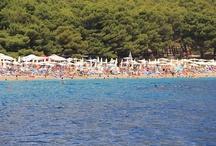 Chorwackie plaże