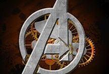Avengers/Marvel /  I love Loki.....Pepperony....Clint/Tasha freaking Deadpool / by Tayler Dulik
