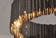 BRIGHT LIGHTS OF LIGHTING EMPORIUM! / Beautiful, funky,sophisticated lights!!  We love chandeliers!!