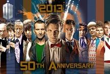 Doctor Who / by Elizabeth Shuster