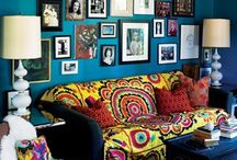 ROOMS WITH STYLE! / Rooms that inspire you to live, create & design!!