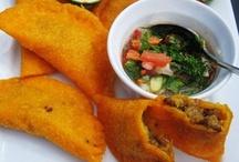 comida tipica colombiana / by luisa sanchez