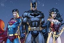 Comics, gaming & other nerd necessities / by Bryan Platero