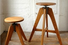 Stools Chairs Benches / Stools chairs benches, Flat pack, CNC design inspired