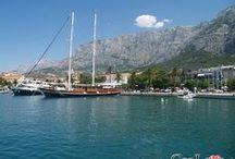 Chorwackie jachty i statki