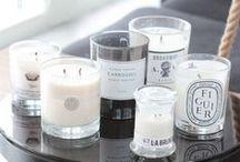 La Maison / Nos parfums d'interieur