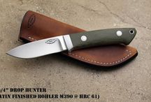 Knives / Beautiful functional knives and their design and manufacture