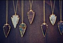 rings and neckles