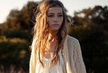 mori girl / forest girl