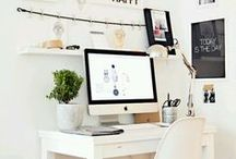 Working space / DO WHAT YOU LOVE EVERYDAY